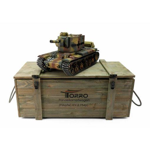rc panzer russischer kv1 torro pro 5 1
