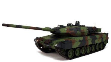 rc panzer shop 1 16 leopard 2a6 metallgetriebe torro 3
