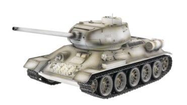 rc panzer t34
