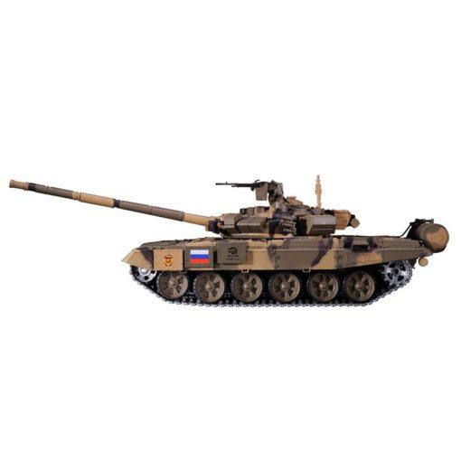rc panzer t90 metallgetriebe metallketten metallraeder 2
