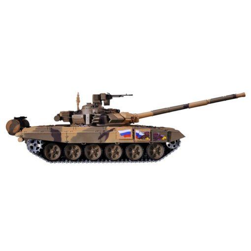 rc panzer t90 metallgetriebe metallketten metallraeder 3