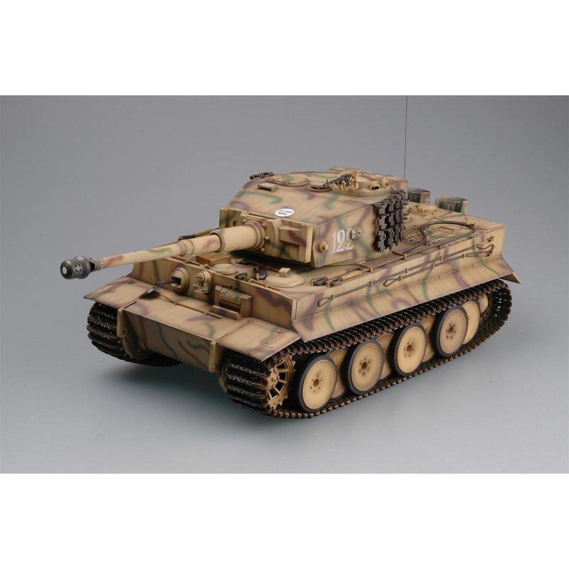 rc panzer tiger i sommertarnung mit ir schussfunktion rc. Black Bedroom Furniture Sets. Home Design Ideas