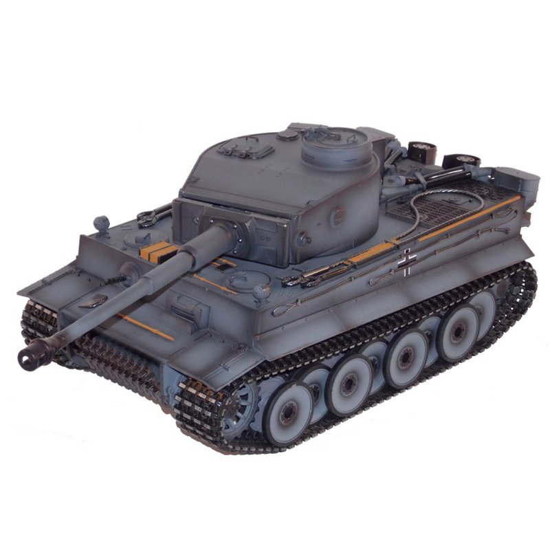 rc panzer tiger 1 fr he ausf hrung mit metallketten. Black Bedroom Furniture Sets. Home Design Ideas