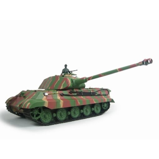 rc panzer torro henglong koenigstiger mit porsche turm bb 3