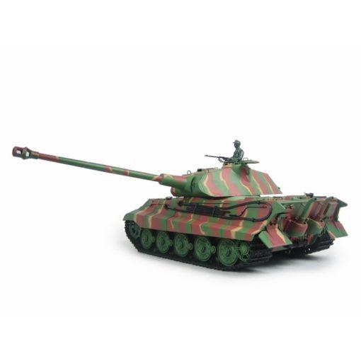 rc panzer torro henglong koenigstiger mit porsche turm bb 4