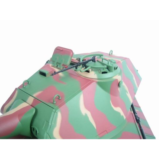 rc panzer torro henglong koenigstiger mit porsche turm bb 6