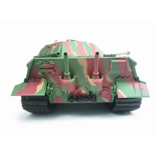 rc panzer torro henglong koenigstiger mit porsche turm bb 7