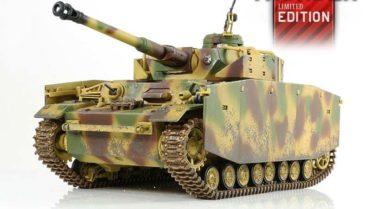 war thunder 1 24 forces of valor panzer 4 ausfuehrung h rc panzer 1