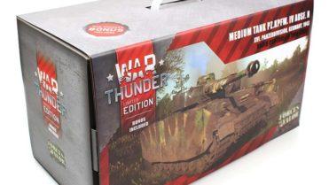 war thunder 1 24 forces of valor panzer 4 ausfuehrung h rc panzer 4