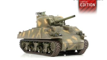 war thunder 1 24 forces of valor sherman rc panzer 1