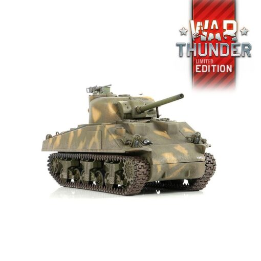 war thunder 1 24 forces of valor sherman rc panzer 1