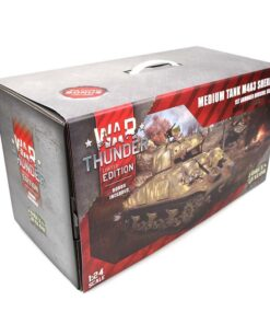 war thunder 1 24 forces of valor sherman rc panzer 4