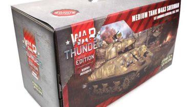 war thunder 1 24 forces of valor sherman rc panzer 4