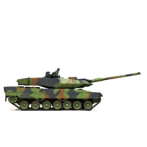 panzer depot 0002 rc deutscher panzer 1 16 tank german leopard 2a6 rauch 2 4ghz 3 1 1