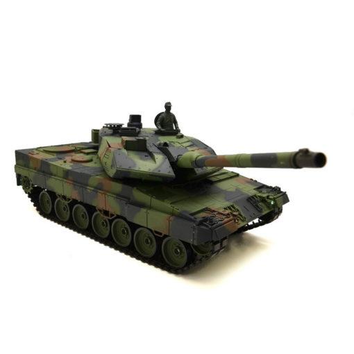 panzer depot 0003 rc deutscher panzer 1 16 tank german leopard 2a6 rauch 2 4ghz 2 1 1
