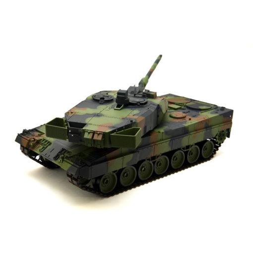 panzer depot 0004 rc deutscher panzer 1 16 tank german leopard 2a6 rauch 2 4ghz 7 1 1