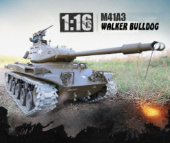 rc panzer henglong walker bulldog pro 1