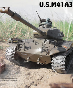 rc panzer henglong walker bulldog pro 2