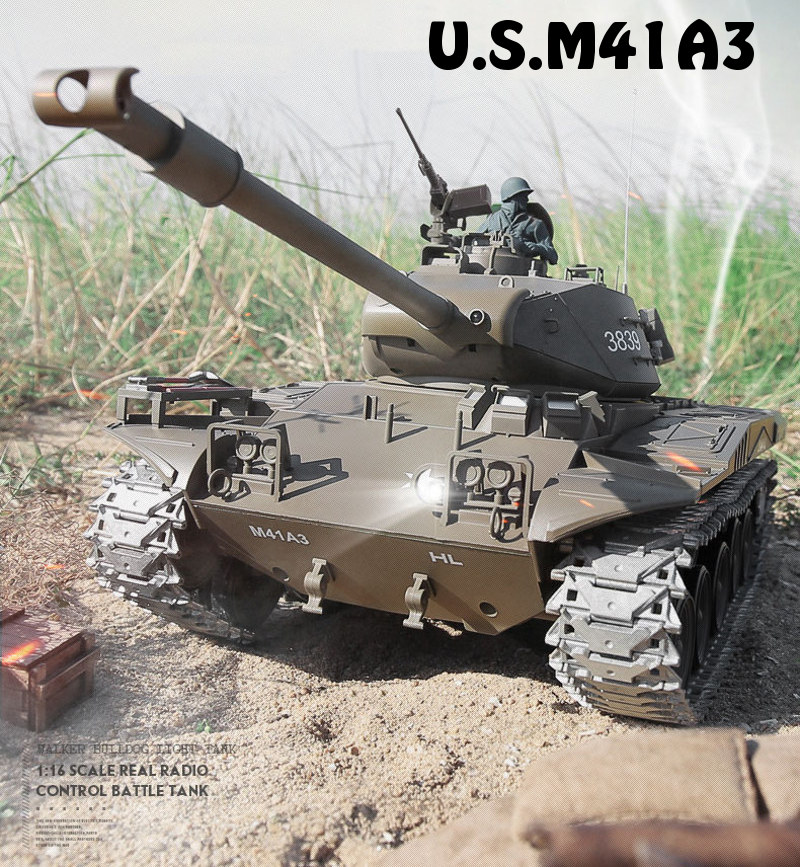 Top 14 Best RC Tank Reviews (Buyers Guide, 2020)