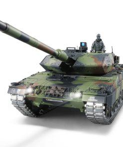 rc panzer leopard 2 pro v6 heng long 1