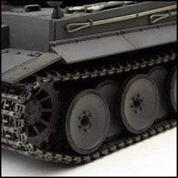 Tiger 1 frühe Ausführung in Grau VS Tank Pro 10