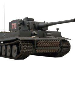 Tiger 1 frühe Ausführung in Grau VS Tank Pro 2