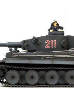 Tiger 1 frühe Ausführung in Grau VS Tank Pro