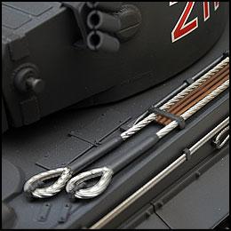 Tiger 1 frühe Ausführung in Grau VS Tank Pro 5