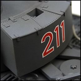 Tiger 1 frühe Ausführung in Grau VS Tank Pro 6