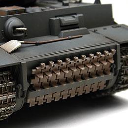 Tiger 1 frühe Ausführung in Grau VS Tank Pro 8