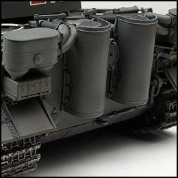 Tiger 1 frühe Ausführung in Grau VS Tank Pro 9