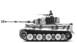 rc panzer tiger 1 mittlere produktion wintertarn vs tank pro 1