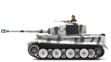 rc panzer tiger 1 mittlere produktion wintertarn vs tank pro 1