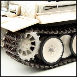 rc panzer tiger 1 mittlere produktion wintertarn vs tank pro 11