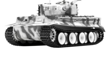 rc panzer tiger 1 mittlere produktion wintertarn vs tank pro 2