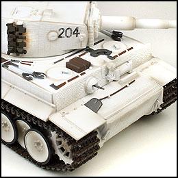 rc panzer tiger 1 mittlere produktion wintertarn vs tank pro 4