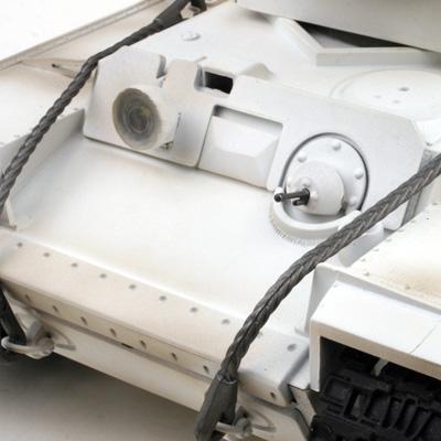 rc panzer vstank pro kv2 wintertarn ir schussfunktion 7