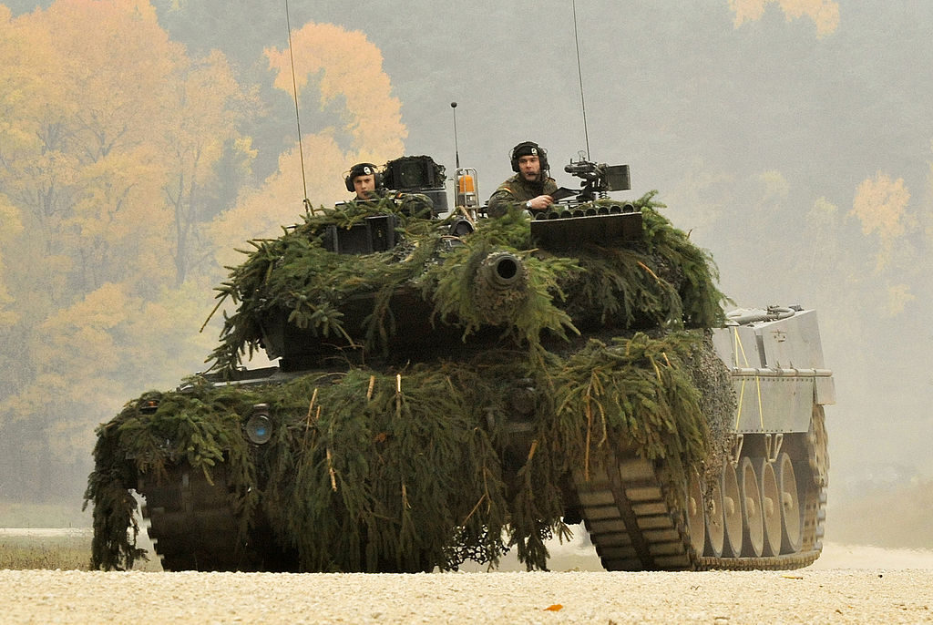 1024px German Army Leopard 2 assigned to 104th Panzer Battalion