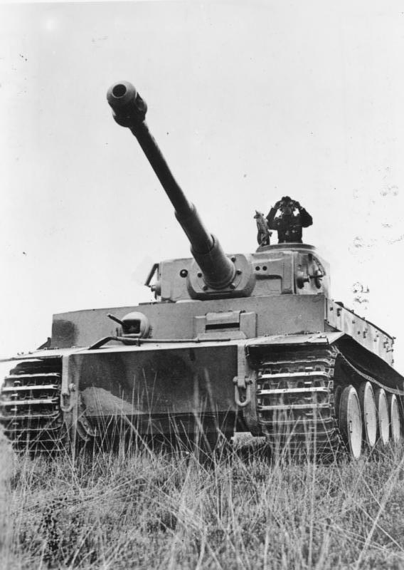 Bundesarchiv Bild 183 J05741 Panzer VI  Tiger I