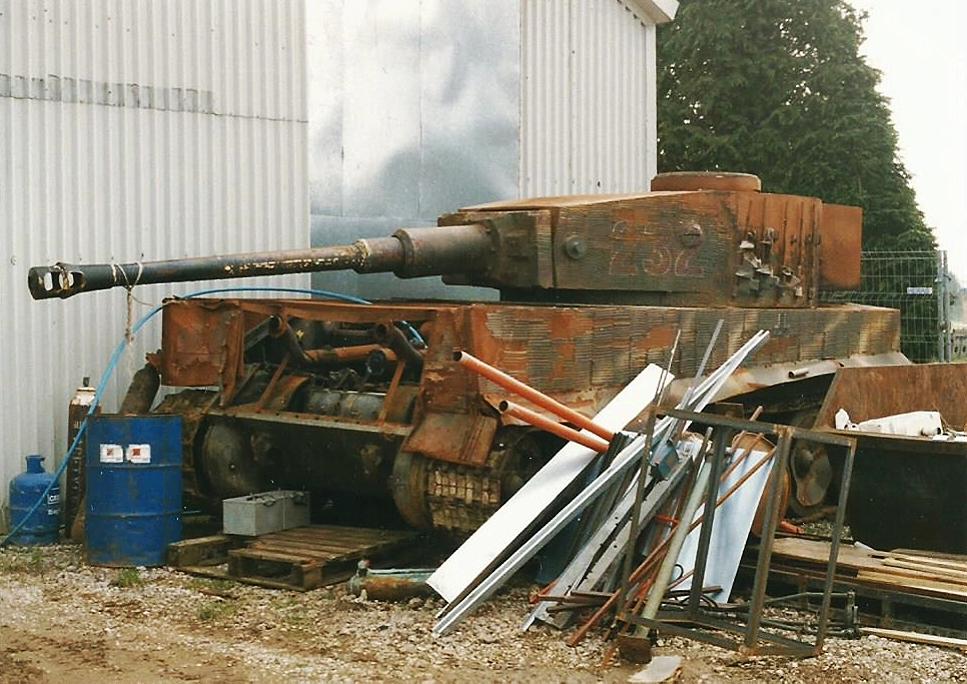 Panzer VI Ausf H Tiger I SdKfz 181 23550459051