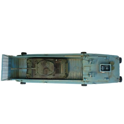 rc panzer landungsboot normandie lcm 3  sherman m4a3 5