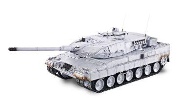 rc panzer leopard 2a6 pro edition un 1