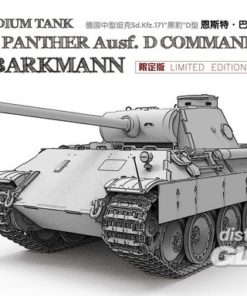Ernst Barkmann Panther Special Edition