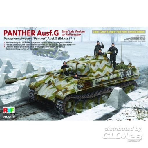 RFM Panther Ausf.G