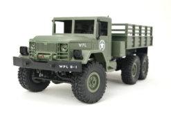 henglong militaer fahrzeug b16 gruen 1