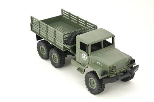 henglong militaer fahrzeug b16 gruen 3