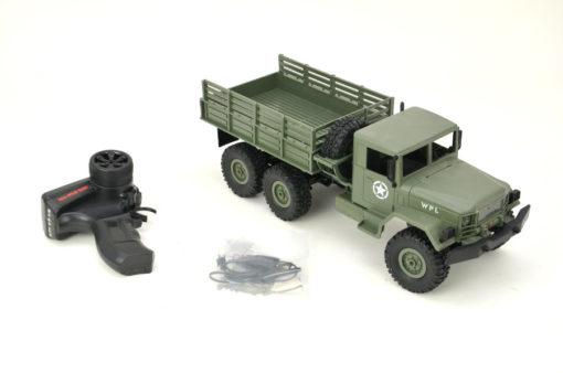 henglong militaer fahrzeug b16 gruen 5