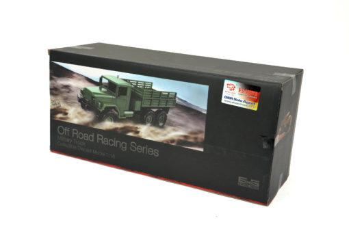 henglong militaer fahrzeug b16 gruen 6