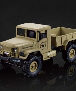rc henglong monster truck lkw 10 1