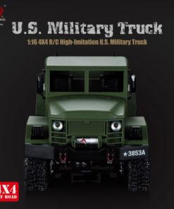 rc henglong monster truck lkw 2 1